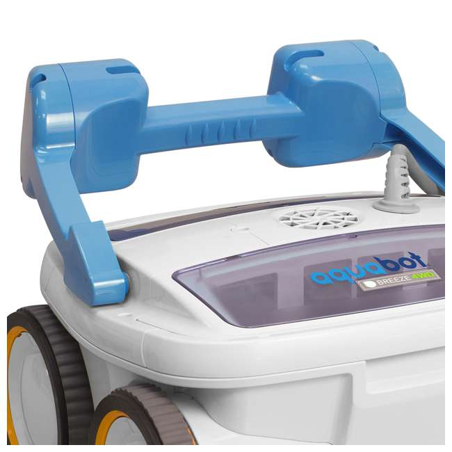 Aquabot Breeze 4wd In Ground Automatic Robotic Swimming Pool Cleaner Abreez4wd