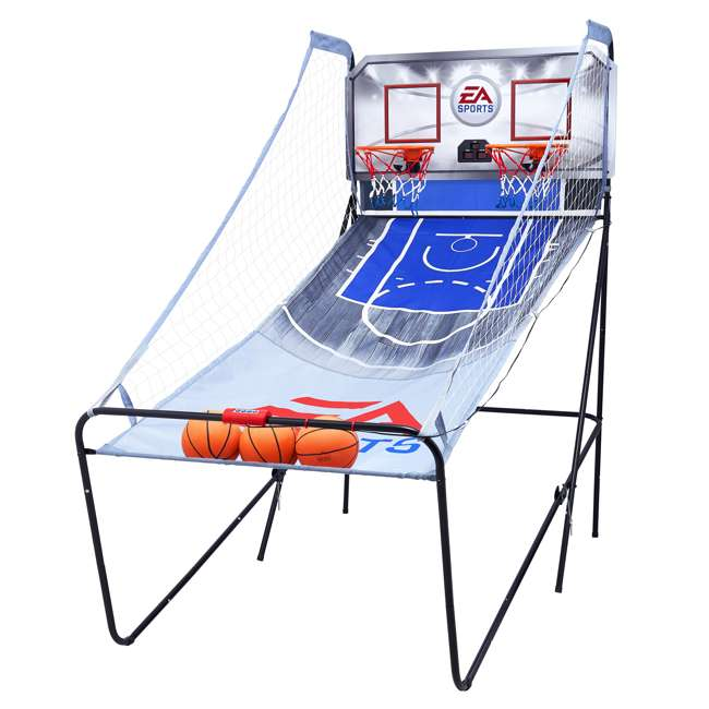 1658127 EA Sports 2-Player Indoor Basketball Arcade Game