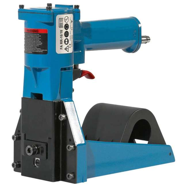 11330F Fasco 11330F Single Shot Pneumatic Carton Roll Closing Stapler