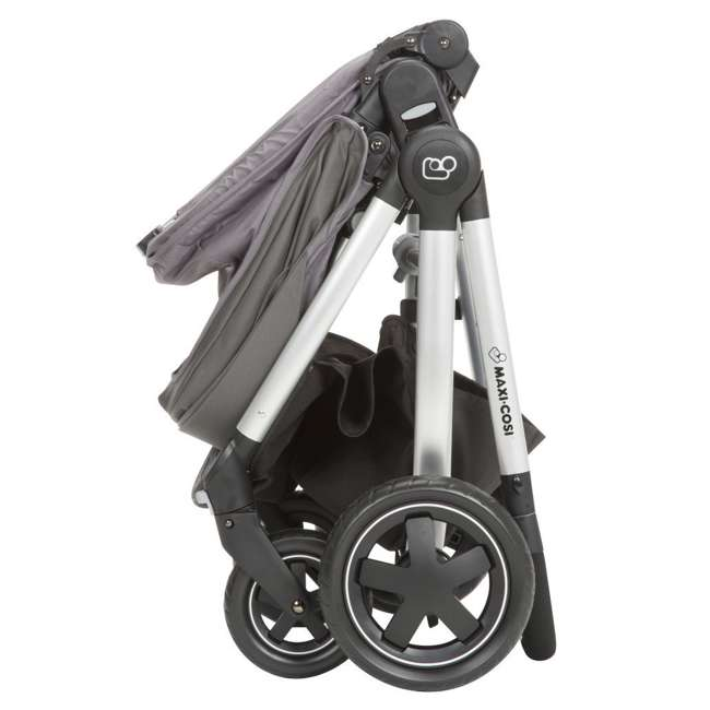 TR362CTF Maxi-Cosi Adorra Stroller and Car Seat Travel System, Loyal Gray 9