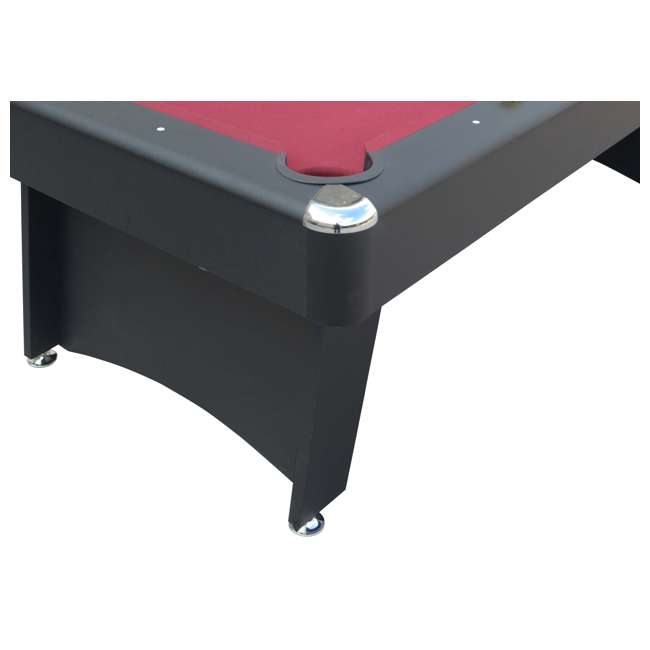 MD Sports Billiard Table And Table Tennis Top Combination - 84 pool table