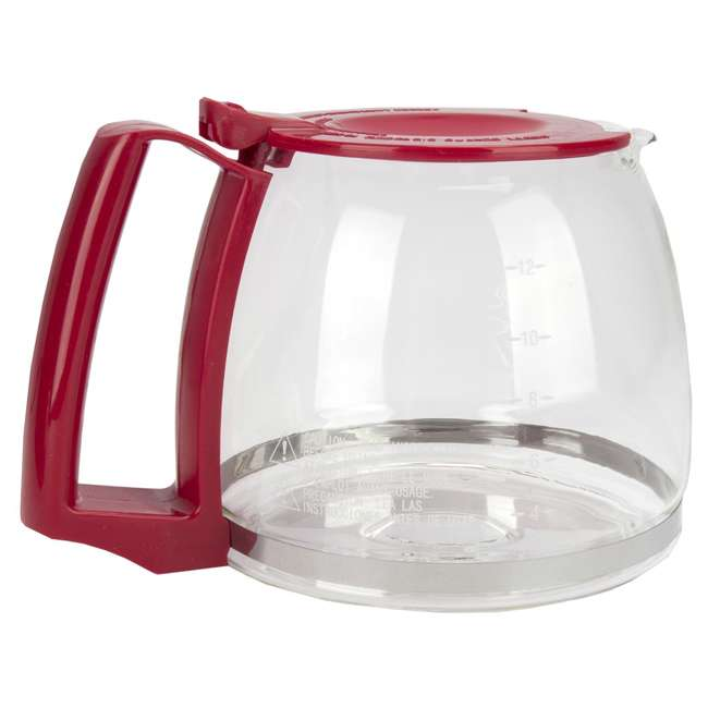 43603 Proctor Silex 43603 12-Cup Coffee Maker | Red 4
