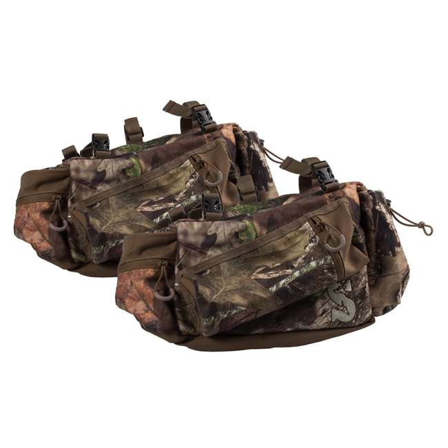 Summit Deluxe Camo Tree Stand Side Bag Pair 85273