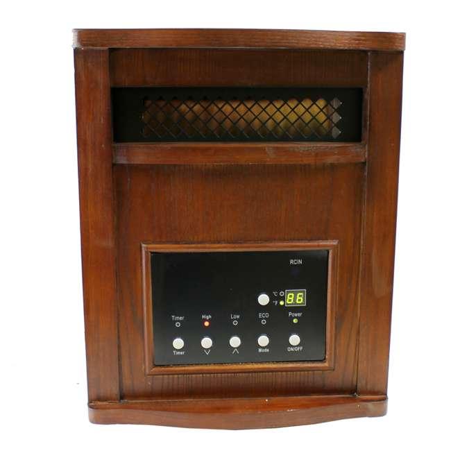 Lifesmart 1500w Plus Infrared Quartz Heater Ls Pp1800 6wch