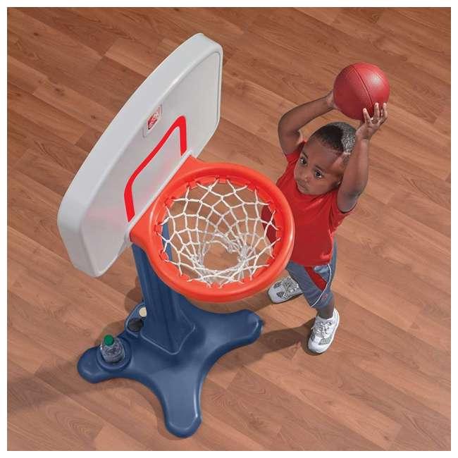 865600 Step2 Shootin' Hoops 42 Inch Junior Basketball Set