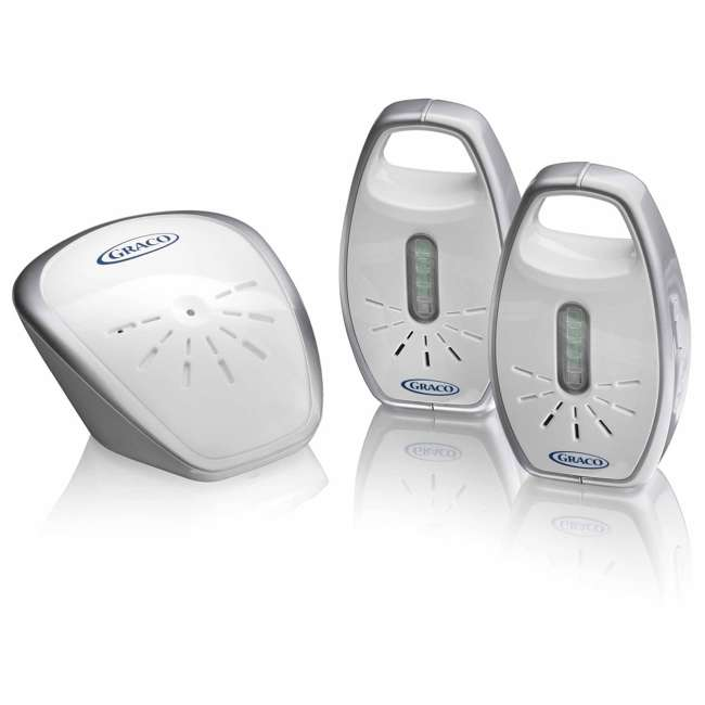 Graco Secure Coverage Digital Baby Monitor 2 Parent Unit