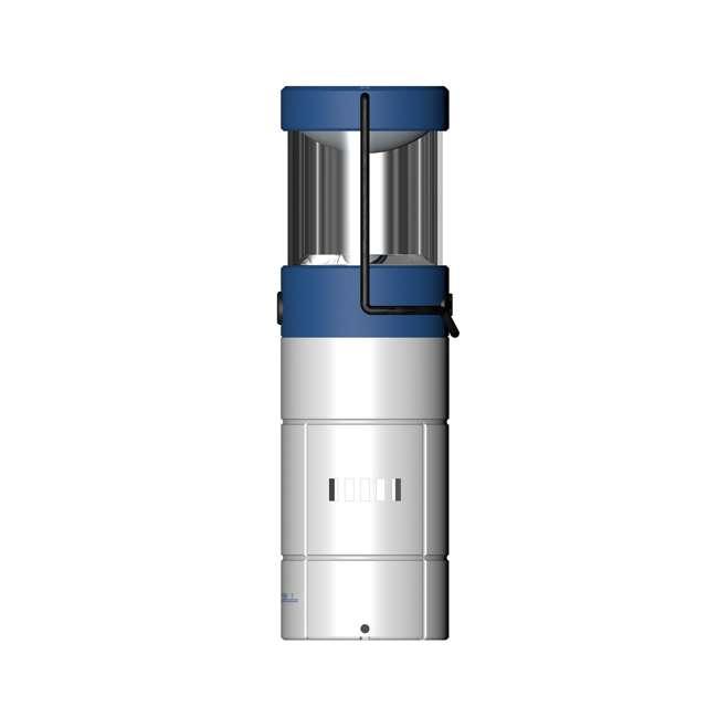 UT-LTBLUB2(New Box) HydraCell UT-LTBLUB2 Utility LED Portable Lantern with 3 Lights and DC Output 4
