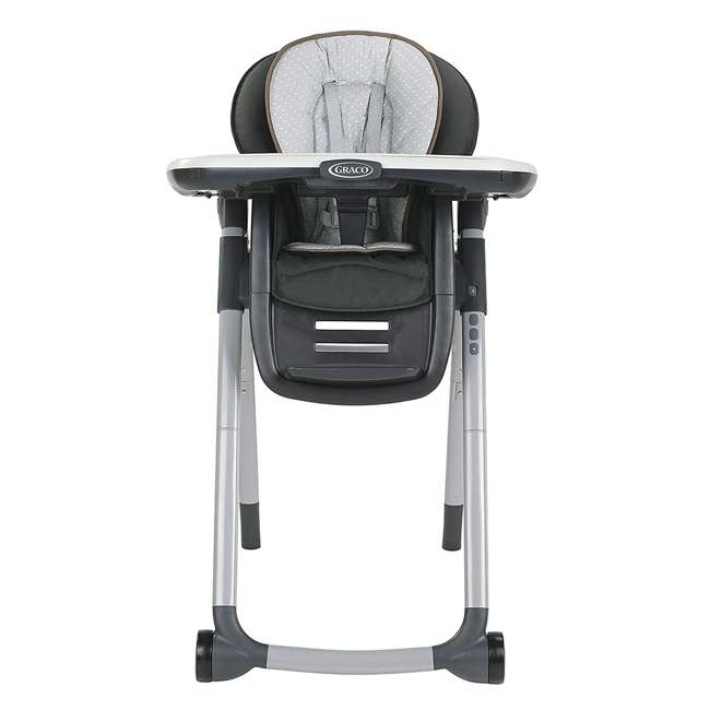 2079981 Graco 2079981 Table2Table Premier Fold 7 in 1 Adjustable Highchair, Tatum Gray 1