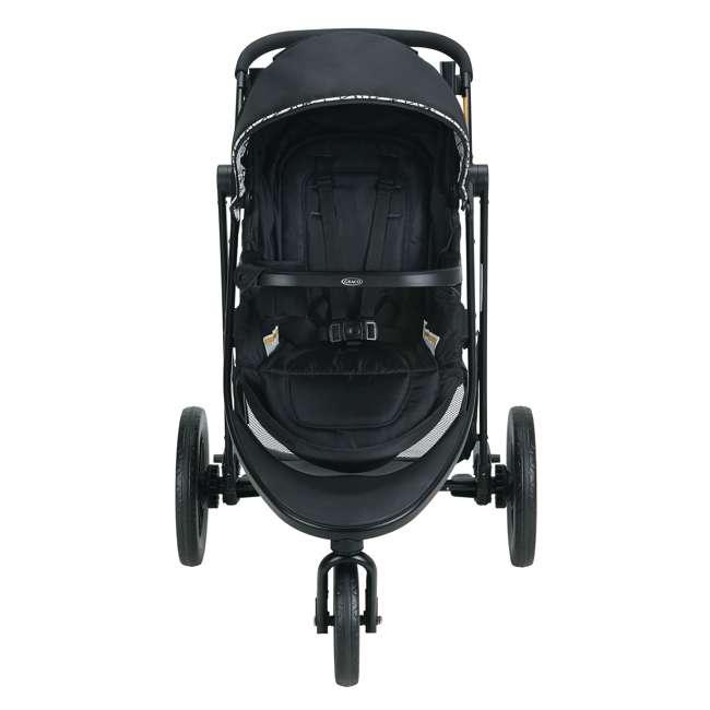 2048703 Graco Modes 3 Essentials LX Folding Baby Stroller, Teigen 3