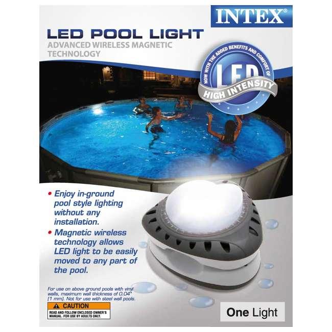 Intex Magnetic Pool LED Light