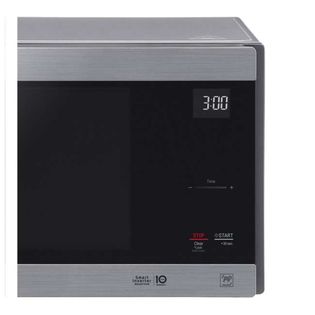 LMC1575ST-RB LG Electronics 1.5-Foot NeoChef Microwave (Certified Refurbished) 4
