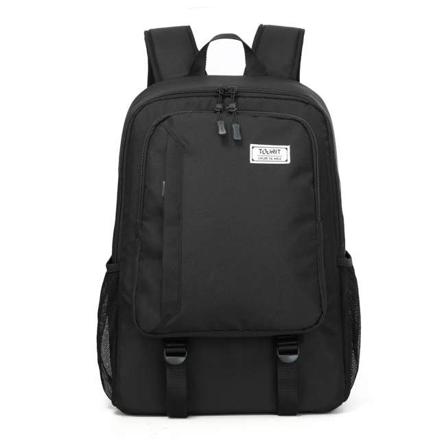 TR0260001A001 TOURIT Cormorant 28L Leakproof Insulated Backpack Camping Lunch Cooler, Black