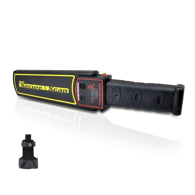 PMD38 Pyle Secure Scan Handheld Metal Detector Wand Scanner (2 Pack) 1