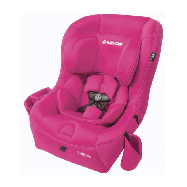 CC135CZW Maxi-Cosi Vello 65 Infant to Toddler Convertible Car Seat, Pink 1