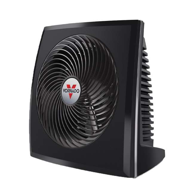 PVH-U-A Vornado PVH Compact Whole Room Heater, Black (Open Box) 1