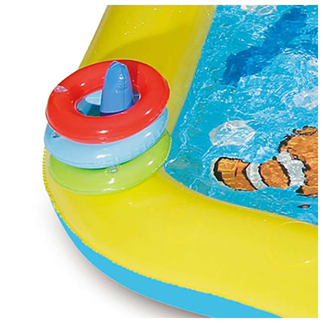 KA0047000167 + KA0040000167 Summer Waves Jungle Animal and Under the Sea Kiddie Pools 9
