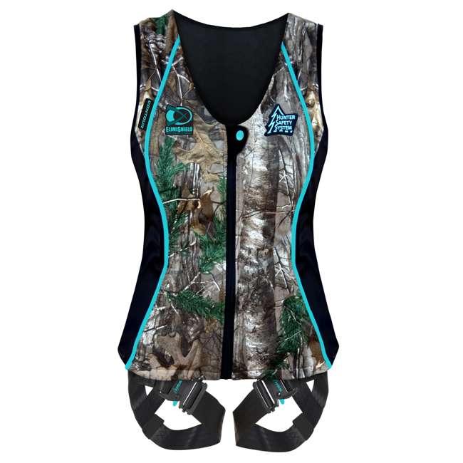 HSS-660ESM Hunter Safety Systems Lady Contour Vest, Small/Medium