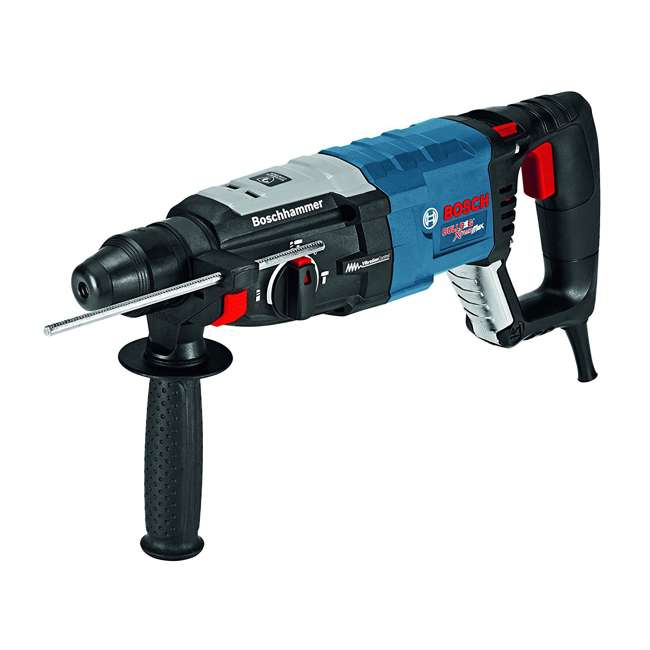 "GBH2-28L-RT-RB-U-B Bosch SDS Plus 1.125"" Rotary Hammer Drill Tool (Certified Refurbished)(Used) 4"