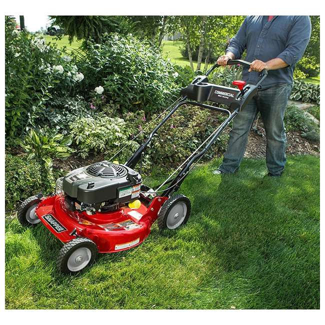 MOW-7800968-OB Snapper Ninja Commercial 21-Inch Self-Propelled Walk-Behind Mower (Open Box) 3