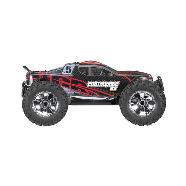EARTHQUAKE3.5-NEW-RED Redcat Racing Earthquake 3.5 1/8 Scale Nitro Remote Control Monster Truck Toy 2