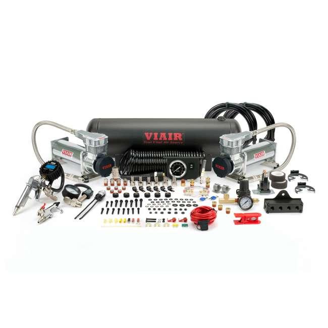 VIAIR 485C Gen 2 200 PSI Dual Onboard Air Compressor Kit