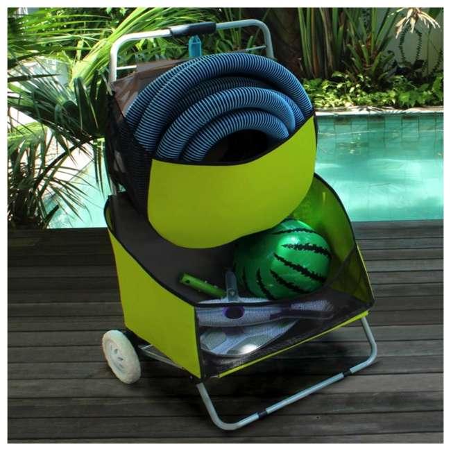 K908BU Kokido PoolKart Compact Pool Equipment Trolley | K908BU 1
