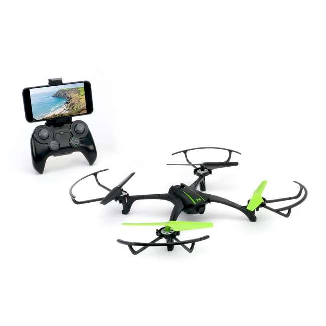 SKY-01848-U-A  Sky Viper Scout Live Streaming & Recording Camera RC Drone (Open Box) (2 Pack)