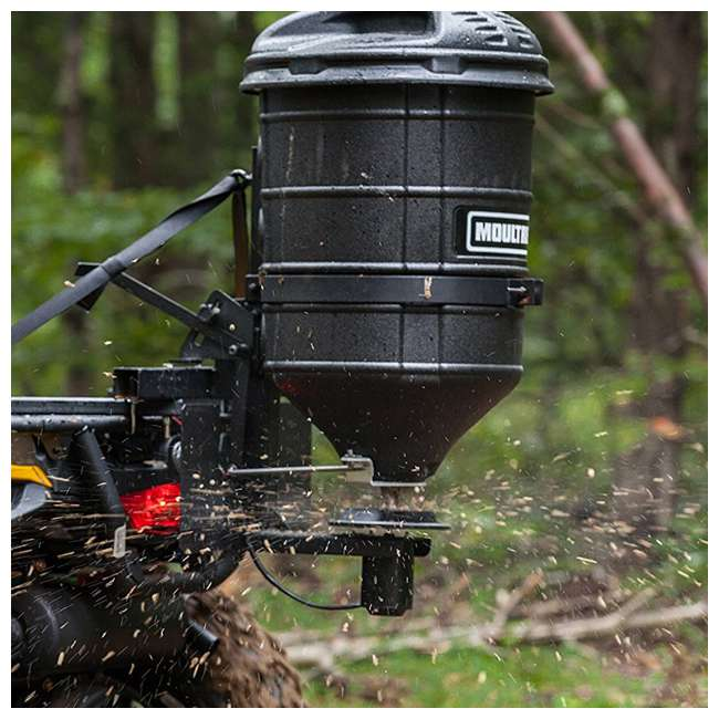 MSS-12721 Moultrie Manual Gate ATV Food Plot Seed Spreader 1
