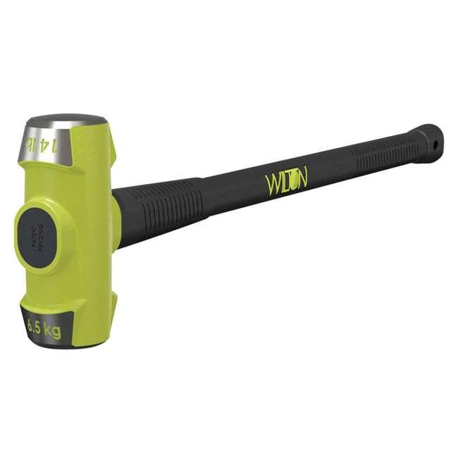 WIL-10025 + JPW-11111 Wilton 5-Inch Jaw ATV All Terrain Hitch ViseWilton BASH 3-Piece Steel Mechanics Hammer Set Kit  6