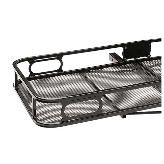 """PRO-SERIES-63153 + SHP2040 Pro Series Cargo Basket + 5/8"""" Silent Hitch Pin Press-On Lock for 2"""" Hitches 5"""