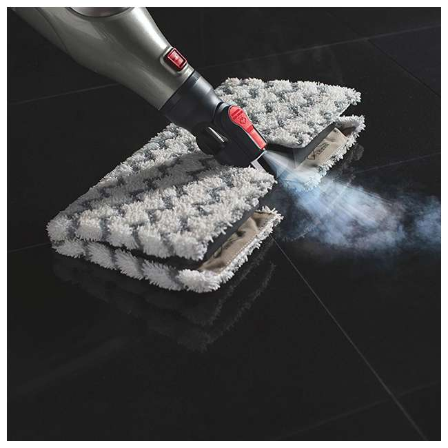 S5003CO Shark Genius Bare Floor Steam Cleaning Pocket Mop 1