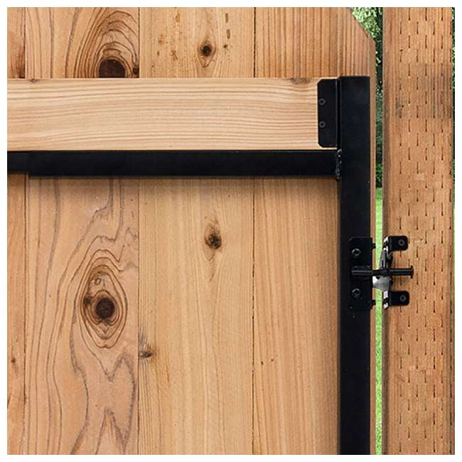 """3 x AG36-U-A Adjust-A-Gate Steel Frame 36""""-60"""" Wide Opening Up To 5' High (Open Box) (3 Pack) 3"""