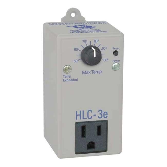 4 x HLC-3E-RB HLC-3e - (4) C.A.P. High Temperature Shutdown Controllers w/15 Min Delay (Refurbished) 1