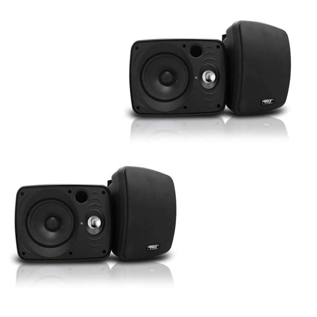 PDWR64BTB Pyle 6.5-Inch 800 Watt Bluetooth Indoor & Outdoor Speaker System (2 Pack)