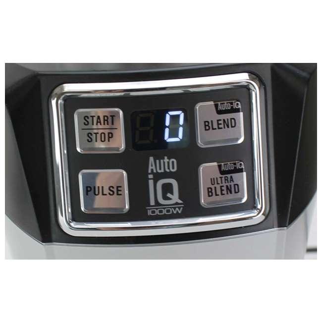 BL482_EGB-SV-RB-U-A Nutri Ninja Auto iQ 1000W Blender with Pulse (Certified Refurbished) (Open Box) 7