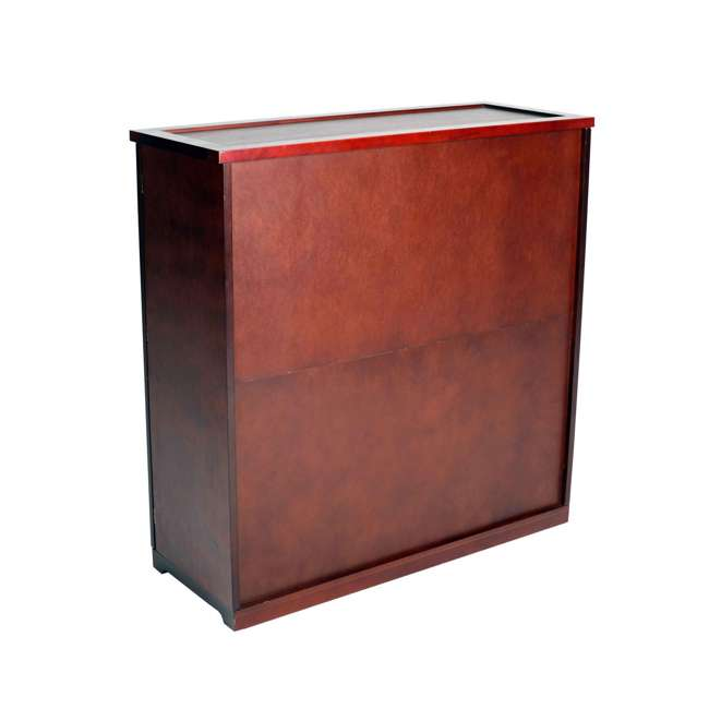 BOX0021721800 Merry Products 6-Tier Wooden Shoe and Storage Dresser 6