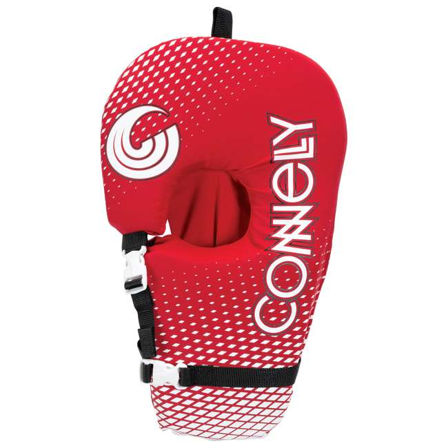 67182111-CON CWB Connelly Baby Safe and Soft Nylon Life Vest, Red