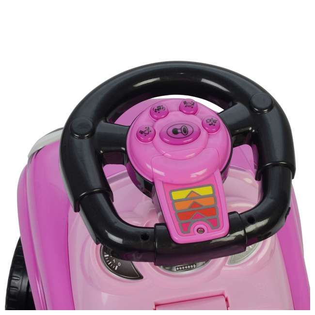3 in 1 Little Tike - Pink Best Ride On Cars Baby 3 in 1 Little Tikes Push Car Stroller Ride On Toy, Pink 4