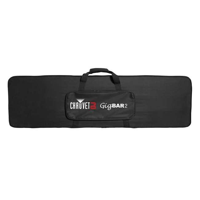 GIGBAR2-U Chauvet DJ GigBAR 2 Light System with IRC Remote and Foot Control 3