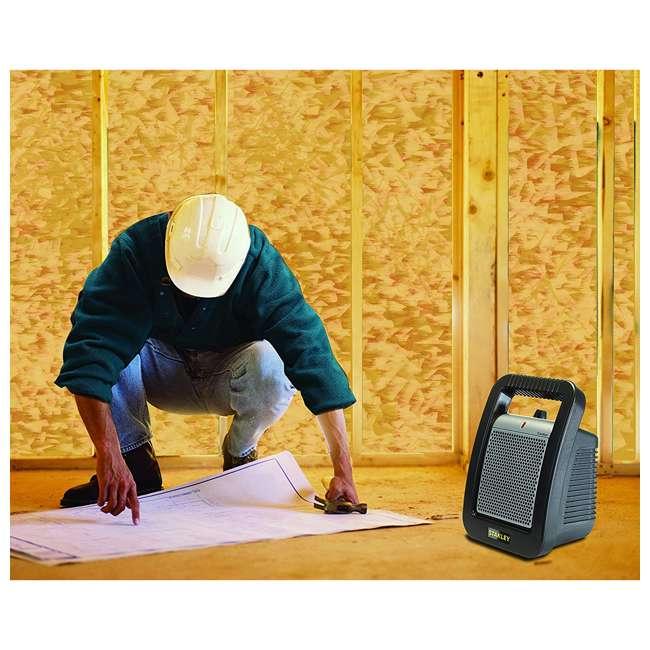 LKO-675945-TN Lasko 675945 Stanley Portable Electric 1500W Ceramic Utility Room Space Heater 6