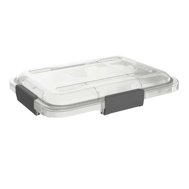 FBA32225 Ezy Storage Weather Proof IP65 18 Liter Plastic Storage Container Bin Box w/ Lid 3