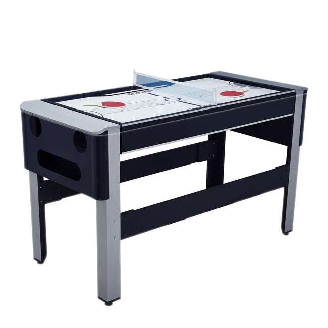 Lancaster 4 in 1 54 inch game table cbf054 037p for 10 in one games table