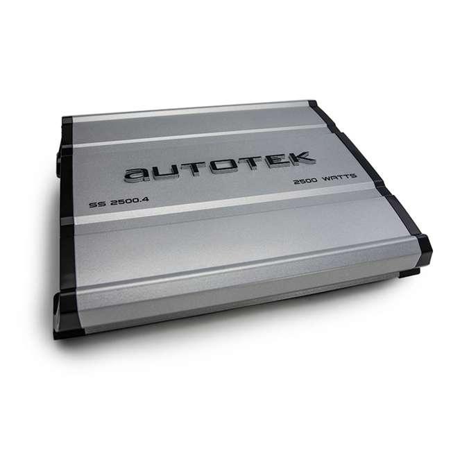 SS-2500.4 Autotek SS-2500.4 Super Sport Car Amplifier