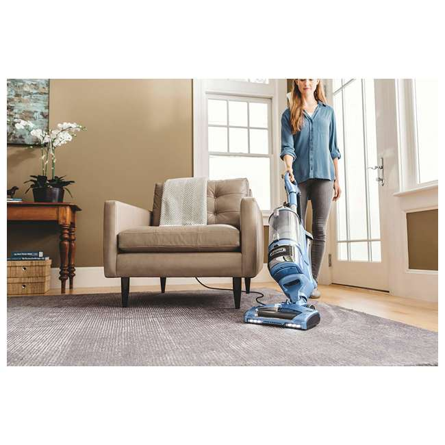 IC205_EGB-RB + NV640BLREF-RB Shark Cordless Vacuum and Upright Vacuum (Certified Refurbished) 10