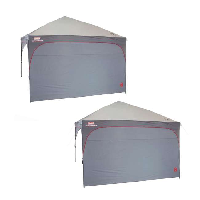Coleman Instant Canopy Side Walls Canopy Not Included