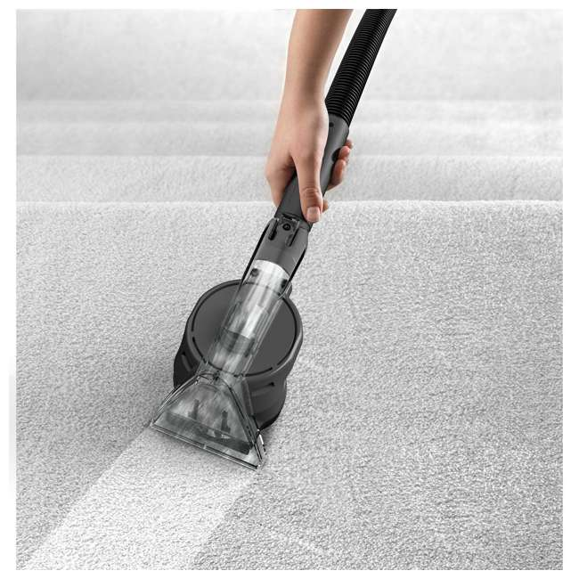 FH51200 + AH30320NF Hoover Dual Power Pro Deep Carpet Cleaner & Stain Remover 7