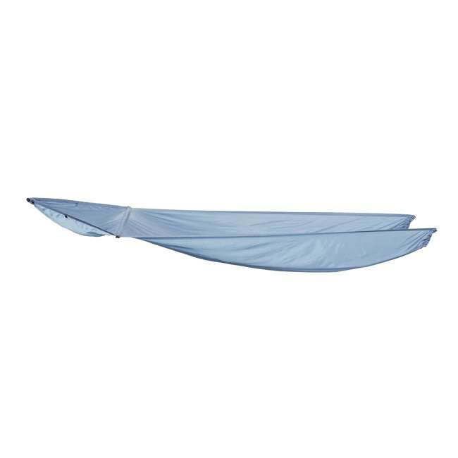 09LHBL01C Klymit 09LHBL01C Lay Flat Outdoor Camping Hammock with Adjustable Dual Straps 1