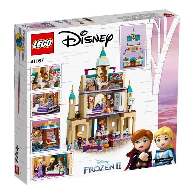6251057 LEGO 41167 Frozen II Arendelle Castle Village Block Building Kit w/3 Minifigures 2