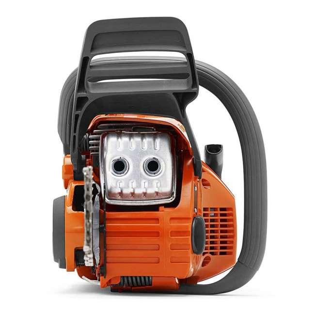 HV-CS-967651003 Husqvarna 445E E-Series 18-Inch 50.2cc Gas X-Torq Chainsaw (2 Pack) 1