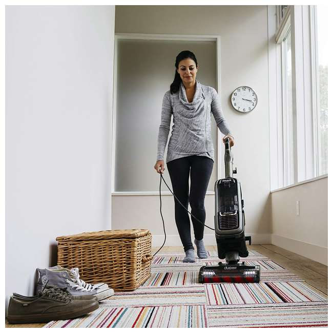 AX912_EGB-RB Shark AX912 APEX DuoClean Upright Bagless Vacuum Cleaner (Certified Refurbished) 2